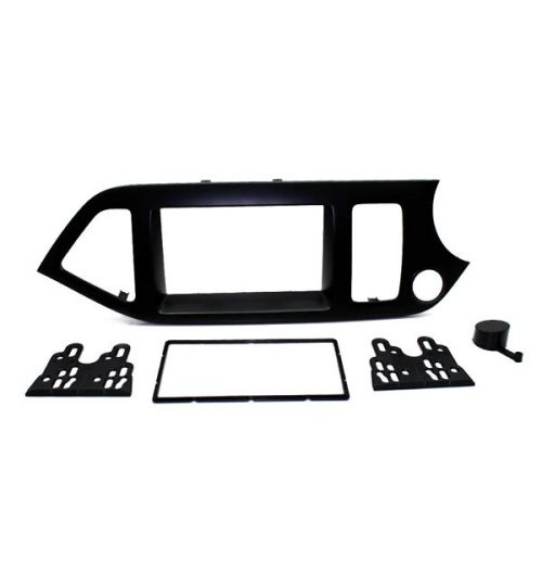 Connects2 Double DIN Stereo Fascia Adapter For Kia - CT23KI30