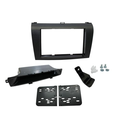 Connects2 Double Din Stereo Fascia Adaptor For Mazda - CT23MZ05