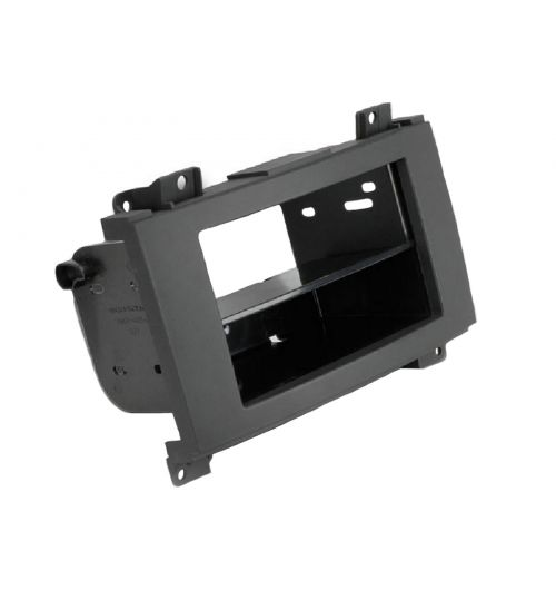 Connects2 Single / Double DIN Stereo Fascia Adapter For Mercedes - CT24MB21