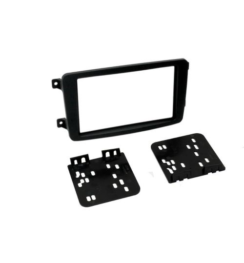 Connects2 Double Din Stereo Fascia Fitting Kit For Mercedes - CT23MB17