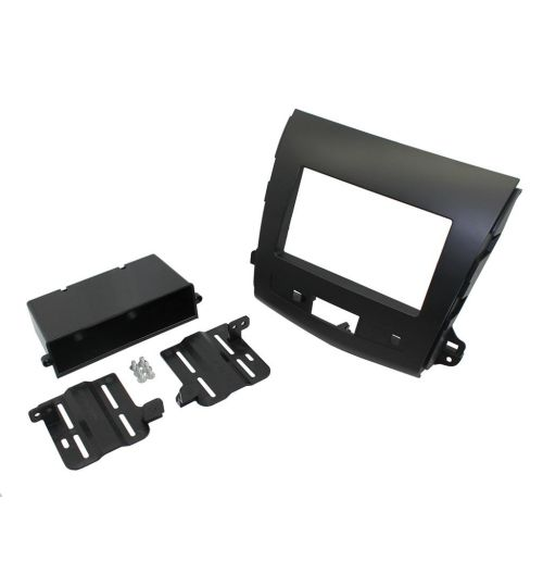 Connects2 Single DIN Stereo Fascia Adapter For Mitsubishi - CT24MT09