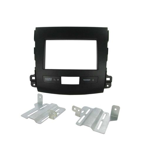 Connects2 Double Din Fascia Fitting Kit For Mitsubishi - CT23MT01