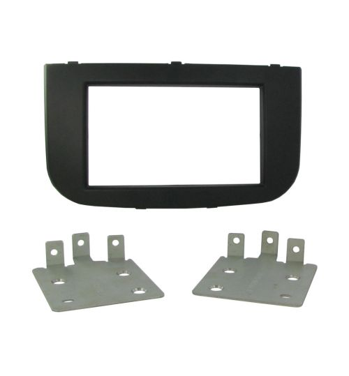 Connects2 Double Din Stereo Fascia Adapter For Mitsubishi - CT23MT10