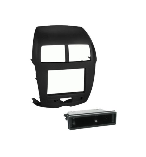 Connects2 Double Din Fascia Fitting Kit For Mitsubishi - CT23MT13