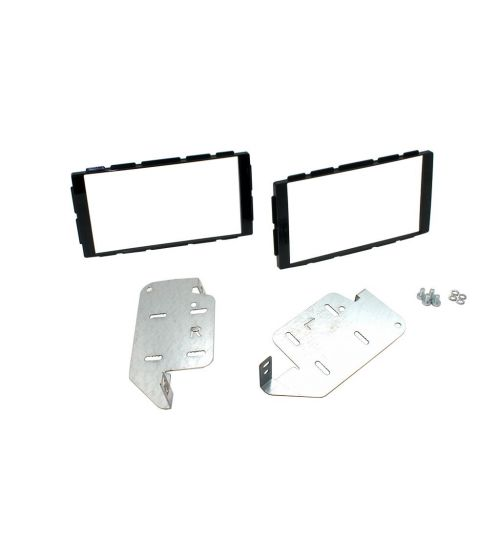Connects2 Double Din Stereo Fascia Fitting Kit For Nissan - CT23NS21