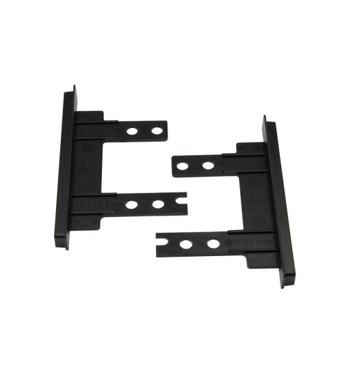 Connects2 Double Din Stereo Fascia Fitting Kit For Nissan - CT23NS29