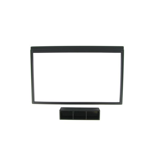 Connects2 Double Din Stereo Fascia Fitting Kit For Nissan - CT23NS08/DFP-22-13