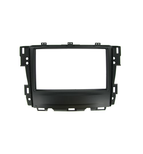 Connects2 Double Din Stereo Fascia Fitting Kit For Nissan - CT23NS09