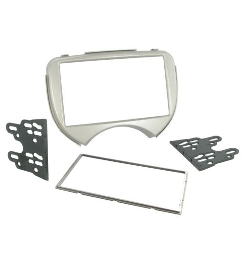 Connects2 Double Din Stereo Fascia Fitting Kit For Nissan - CT23NS11