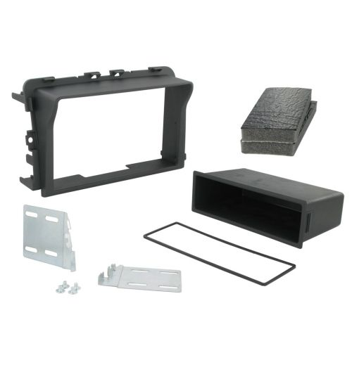 Connects2 Double Din Fascia Fitting Adaptor For Opel - CT23NS13