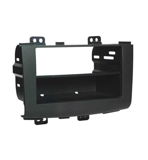 Connects2 Single / Double DIN Stereo Fascia Adapter For Nissan - CT24NS18