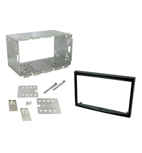 Connects2 Double Din Fascia Fitting Kit For Peugeot - CT23PE01