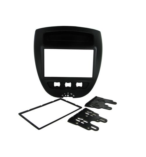 Connects2 Double Din Fascia Fitting Kit For Peugeot - CT23PE07