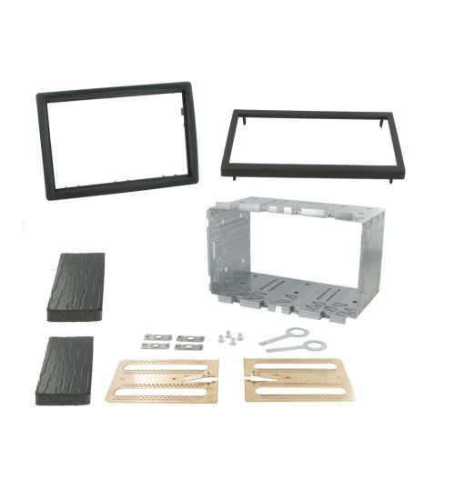 Connects2 Double Din Fascia Fitting Kit For Renault - CT23RT03