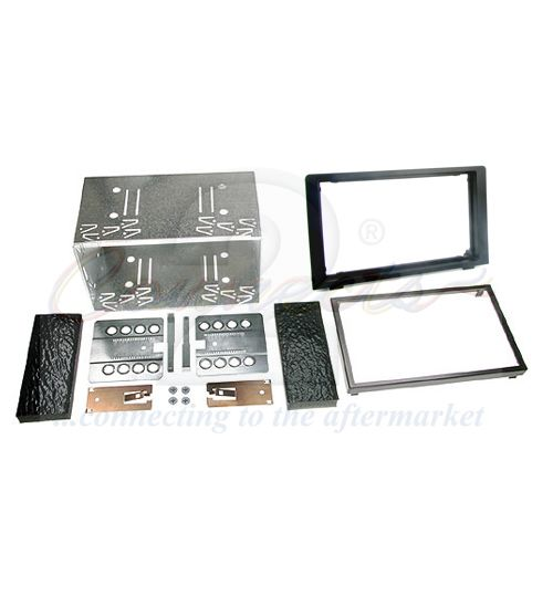 Connects2 Double DIN Stereo Facia For Saab - CT23SA03