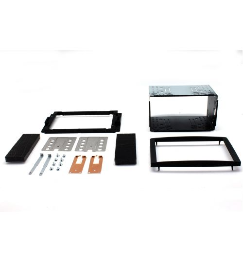 Connects2 Double DIN Stereo Facia Fitting Kit For Saab - CT23SA04