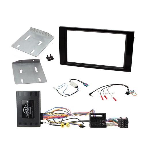 Car Stereo Fitting Kit - Seat Leon 5F & Ibiza 6P MIB II - CTKST12