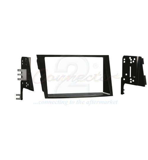 Connects2 Double DIN Stereo Facia Adapter  For Subaru - CT23SU02