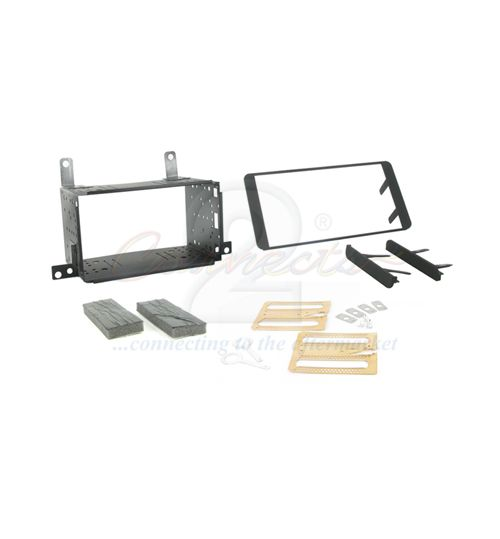 Connects2 Double DIN Stereo Facia Adapter  For Subaru - CT23SU03