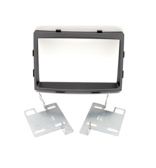 Connects2 Double Din Fascia Fitting Adaptor For SsangYong - CT23SY11