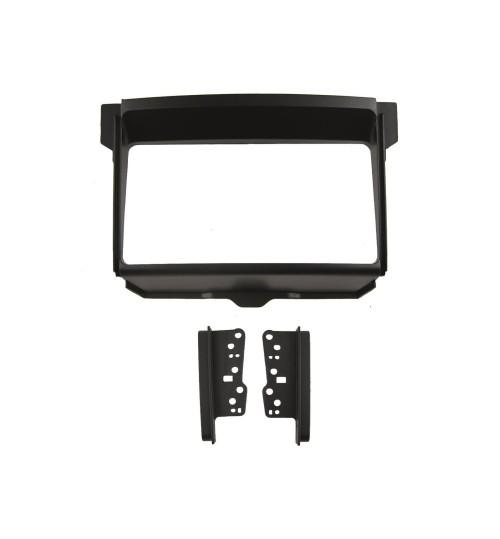 Connects2 Retrofit Car Stereo Fascia Kit (Black) Toyota Land Cruiser Prado (150) 2010> - CT23TY102
