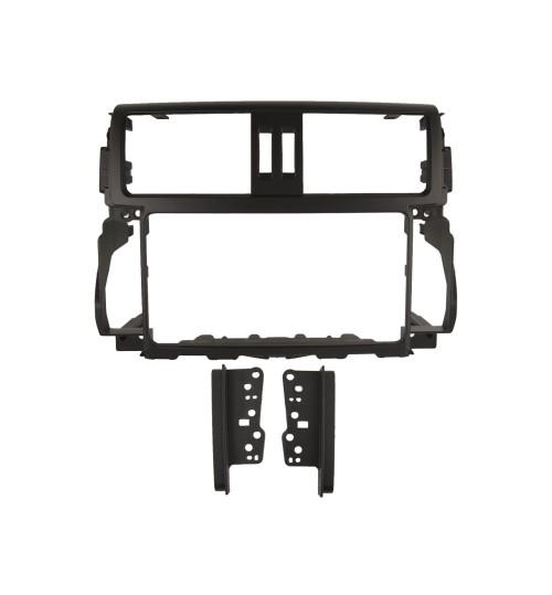 Connects2 Retrofit Car Stereo Fascia Kit (Black) Toyota Land Cruiser Prado (150) 2010> - CT23TY95