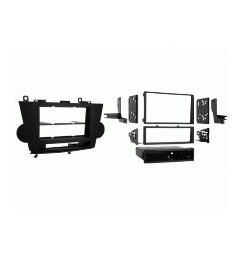 Connects2 Double DIN Stereo Facia Adapter  For Toyota - CT23TY08