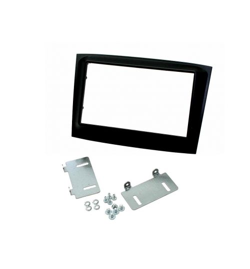 Connects2 Double Din Fascia Fitting Adaptor For Vauxhall - CT23VX52