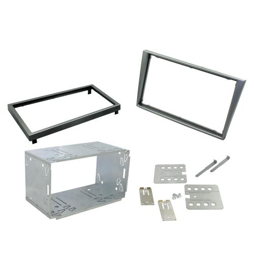 Connects2 Double DIN Stereo Facia Adapter  For Vauxhall - CT23VX10