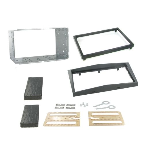 Connects2 Double DIN Stereo Facia Adapter  For Vauxhall - CT23VX30