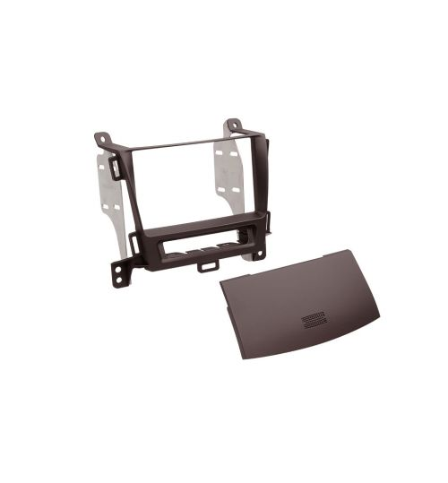 Connects2 Double Din Fascia Fitting Adaptor For Vauxhall - CT23VX42