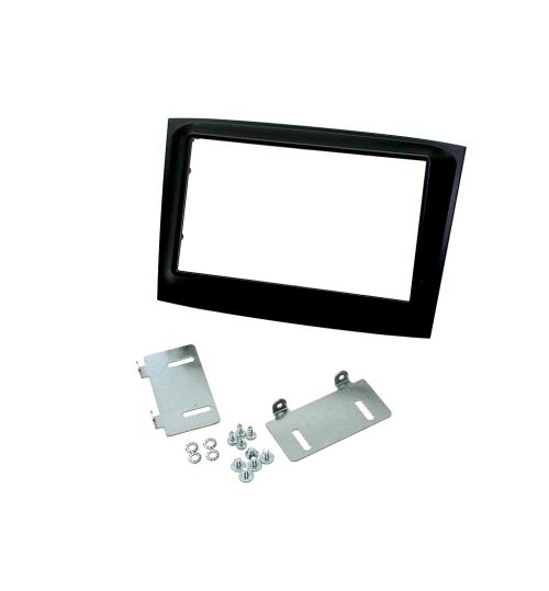 Connects2 Double Din Fascia Fitting Adaptor For Vauxhall - CT23VX51