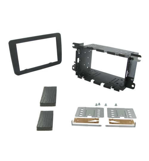 Connects2 Double DIN Stereo Facia Adapter For Volkswagen - CT23VW07
