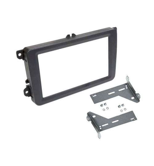 Connects2 Double DIN Stereo Fascia Adapter For Volkswagen - CT24VW12