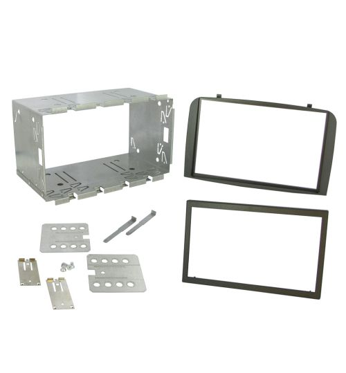 Connects2 Double DIN Fascia Plates For Alfa Romeo - CT23AR03