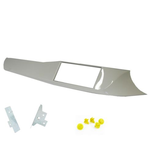 Connects2 Double DIN Fascia Plates For Alfa Romeo - CT23AR08