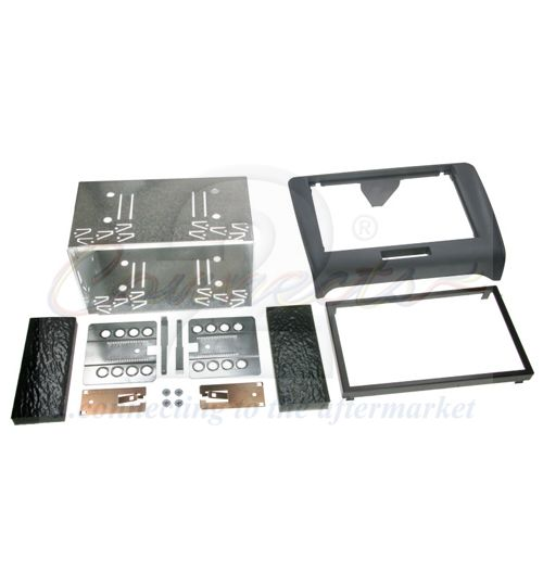 Connects2 Double DIN Stereo Fascia Plates For Audi - CT23AU05