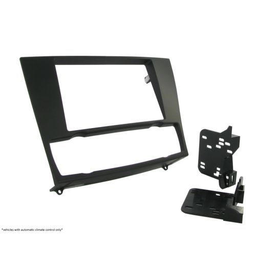 Connects2 Double DIN Stereo Fascia Plate For BMW - CT23BM01