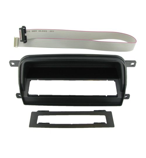 Connects2 Double DIN Stereo Fascia Plate For BMW - CT23BM01ASH