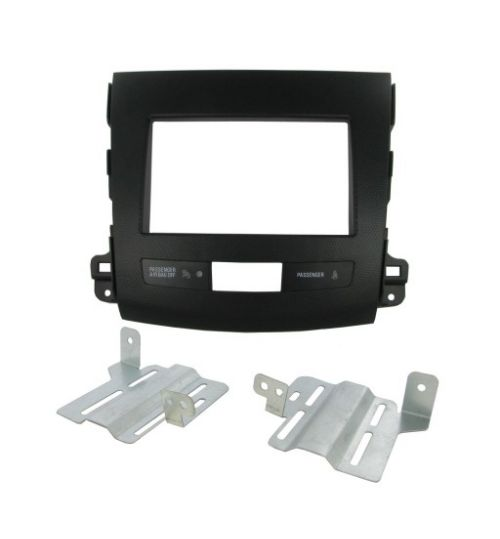 Connects2 Double DIN Stereo Fascia Plate For Citroen - CT23CT02