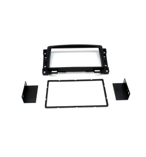 Connects2 Double DIN Stereo Fascia Plate For Chevrolet - CT23CV13