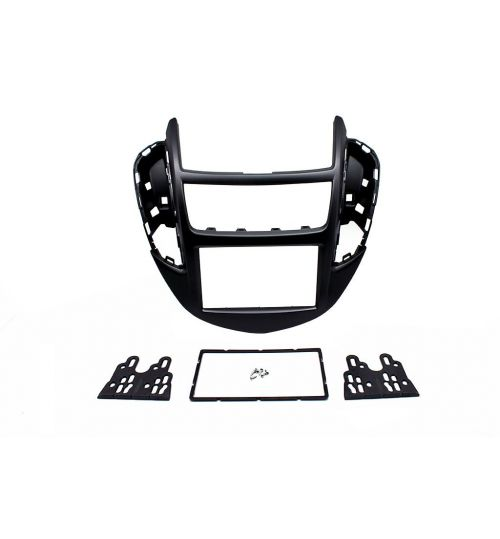 Connects2 Double DIN Stereo Fascia Plate For Chevrolet - CT23CV15