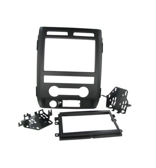Connects2 Double DIN Stereo Fascia Panel Adaptor For Ford - CT23FD13