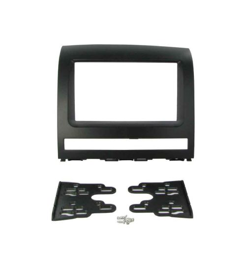 Connects2 Double DIN Stereo Fascia Plate For Fiat - CT23FT08