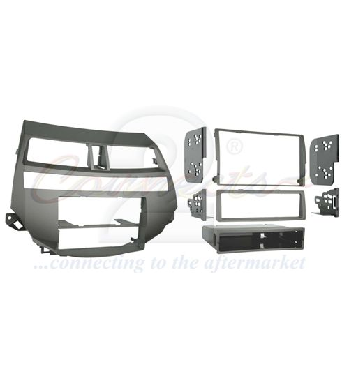 Connects2 Double Din Stereo Fascia Adaptor For Honda - CT23HD07