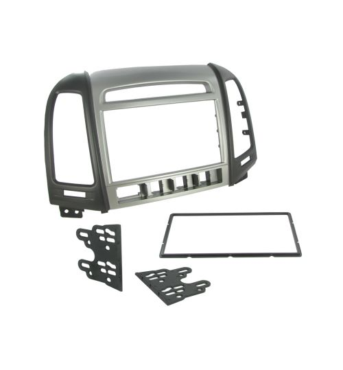 Connects2 Double DIN Stereo Fascia Plate For Hyundai - CT23HY27L