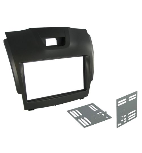 Connects2 Double DIN Stereo Fascia Plate For Isuzu - CT23IZ01