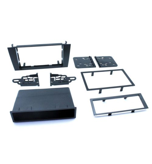 Connects2 Single/Double DIN Stereo Fascia Adapter For Audi CT24AU17