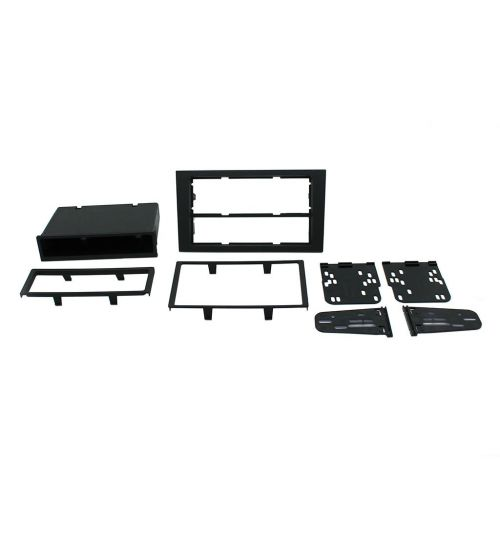 Connects2 Single/Double DIN Stereo Fascia Adapter For Audi CT24AU19