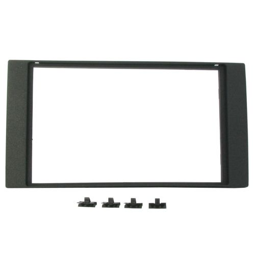 Connects2 Double DIN Stereo Facia Adapter Black For Ford - CT24FD18
